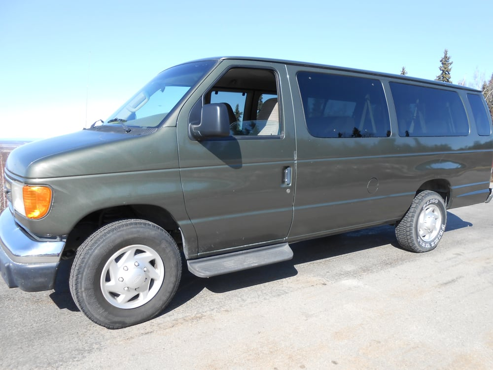 PJS Taxi & Tours: Seward, AK