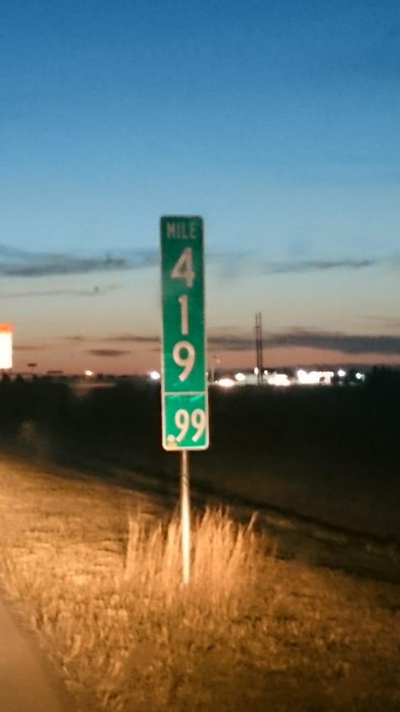 Colorado Had To Change Mile Marker 420 Signs To These Since They Had Repeatedly Been Stolen