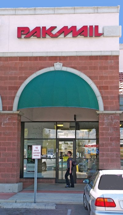 Pak Mail: 7090 N Oracle Rd, Tucson, AZ