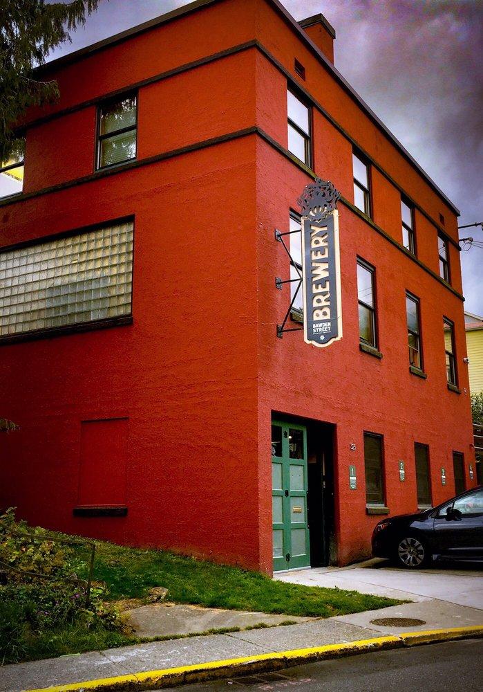 Bawden Street Brewing: 325 Bawden St, Ketchikan, AK