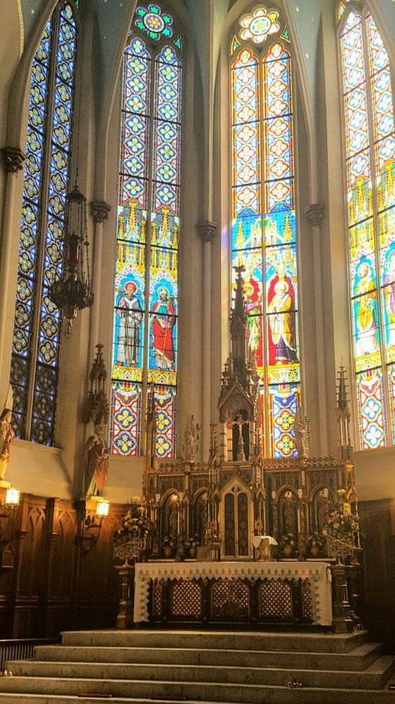St Joseph Oratory: 1828 Jay St, Detroit, MI