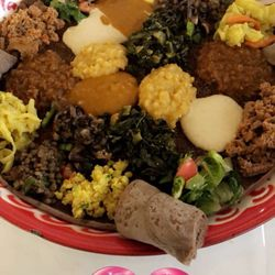 Selam Ethiopian Eritrean Cuisine
