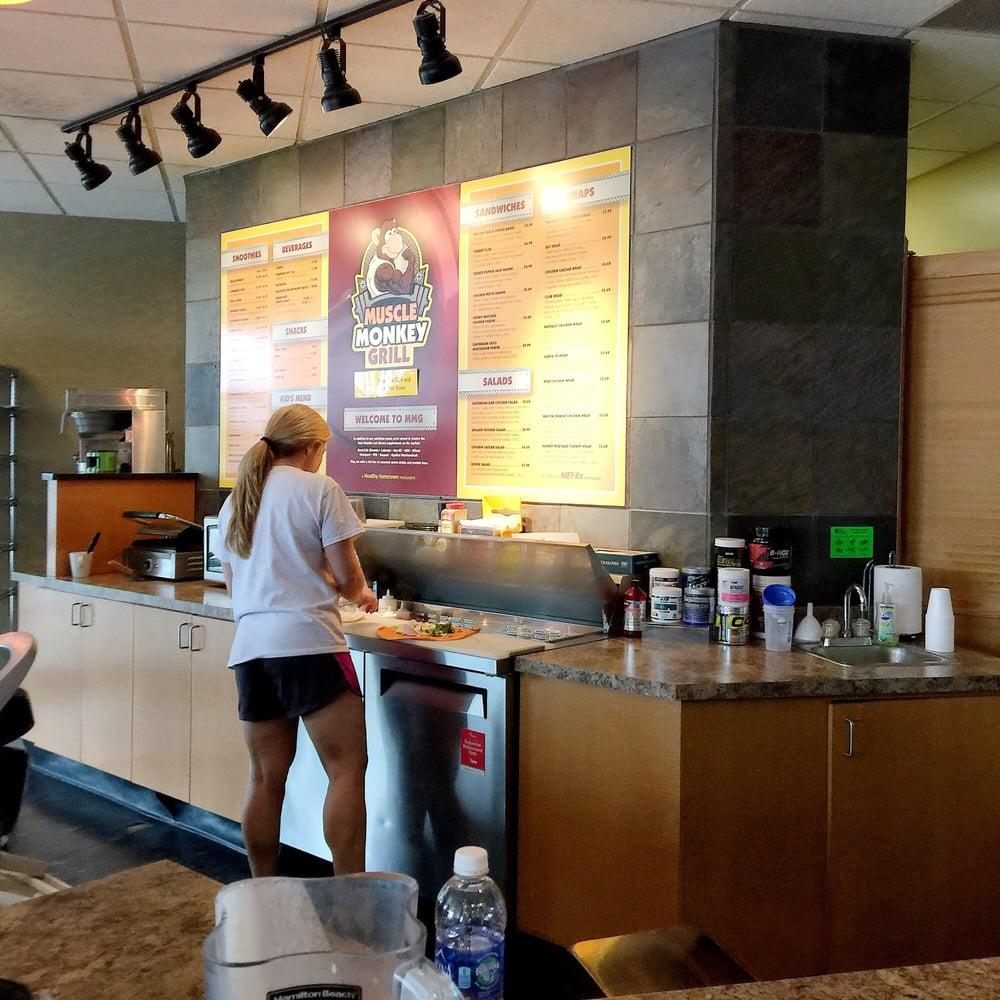 Muscle Monkey Grill: 9565 Taylorsville Rd, Louisville, KY