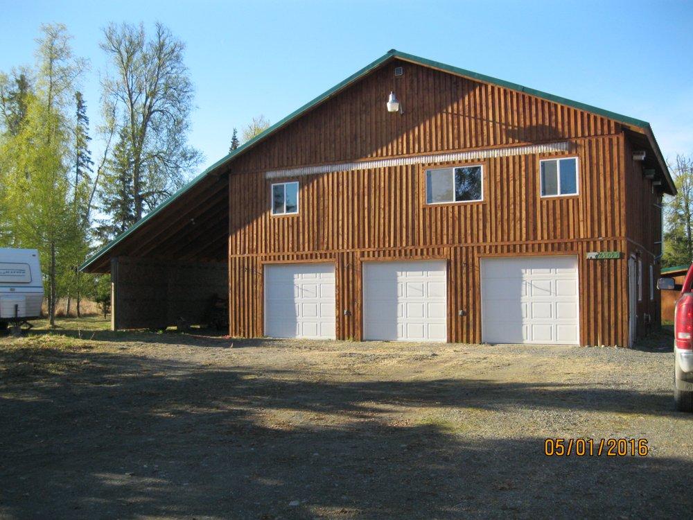 Whispering Winds Retreat B&B: 65095 Lingonberry Ave, Ninilchik, AK
