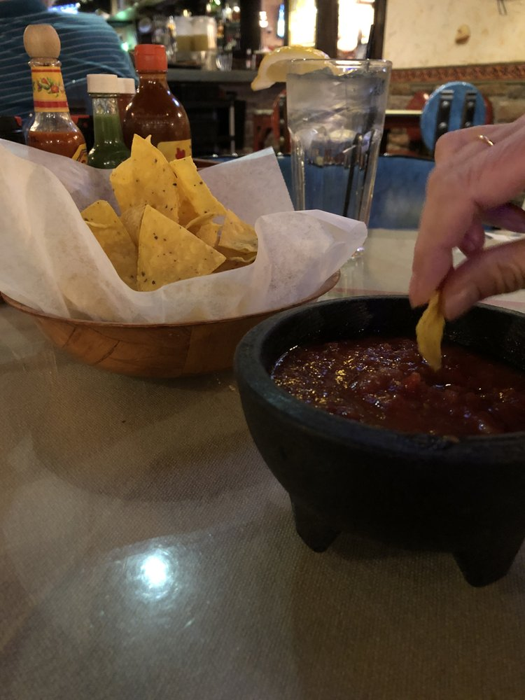 Food from Los Compadres