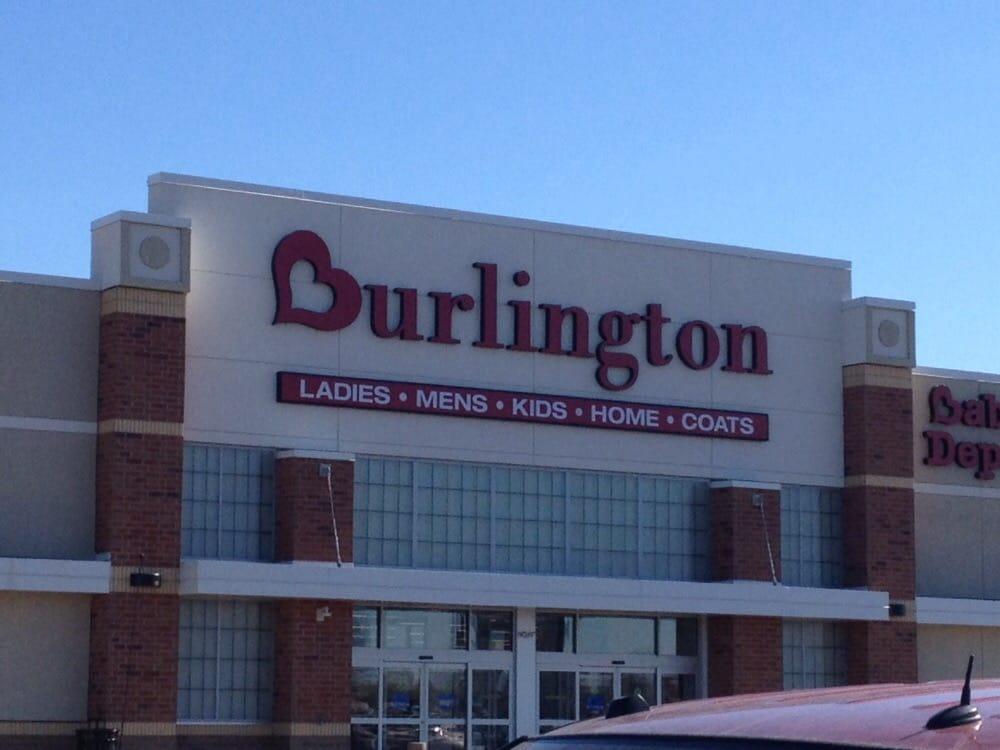 Burlington Coat Factory: 250 33rd Ave S, Saint Cloud, MN