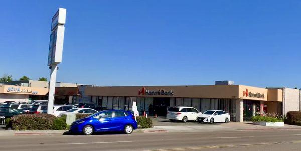 Hanmi Bank San Diego Branch 08 4637 Convoy St San Diego, CA