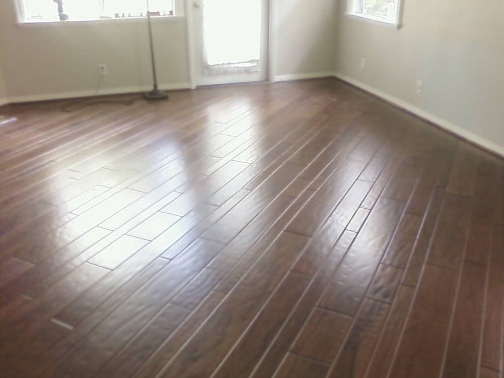 Beautiful 3 5 7 inch hardwood with custom install on 45 for Hardwood floors 45 degree angle