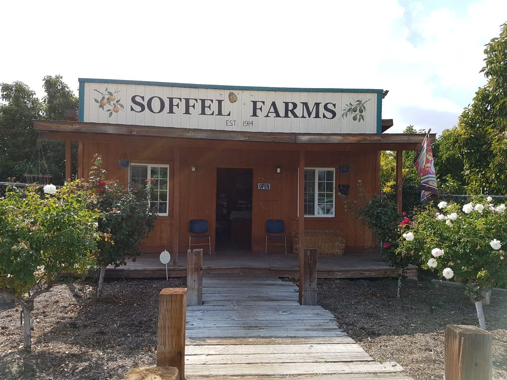 Soffel Farms: 1545 E San Bernardino Ave, Redlands, CA