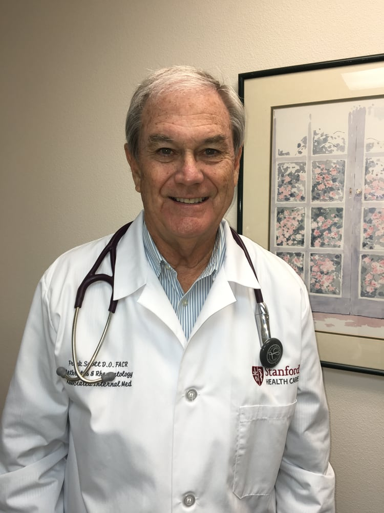 Frank E Scott, DO FACR -  Arthritis Medical Center: 860 Oak Park Blvd, Arroyo Grande, CA