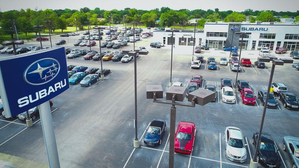 Subaru of Wichita: 11610 E Kellogg Dr, Wichita, KS