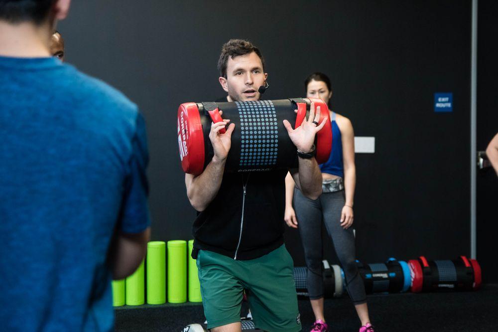 Sanctuary Fitness - DTLA Arts District