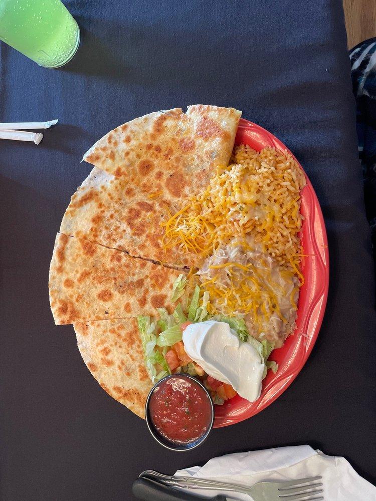 Food from Rocky'Z Cafe