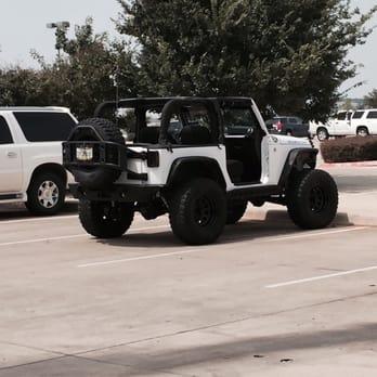 Allen Samuels Garages Dodge Alliance Keller TX