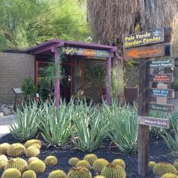 The Living Desertu0027s Palo Verde Garden Center