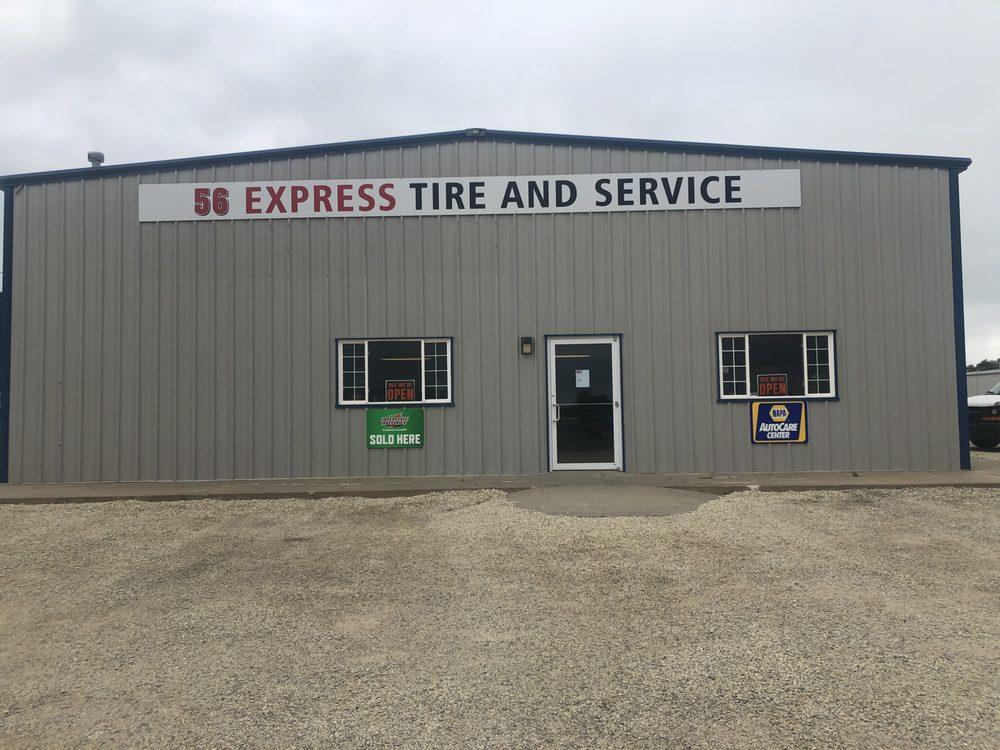 Photo of 56 Express Tire & Service: Marion, KS