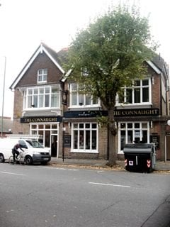 The Connaught: 48 Hove Street, Hove, BNH