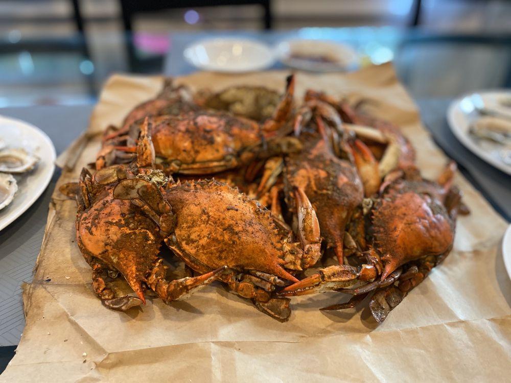Crosby's Crab Company: 14718 Bristow Rd, Manassas, VA