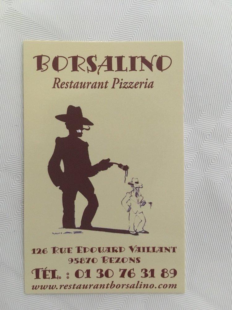 Restaurant Borsalino - Bezons
