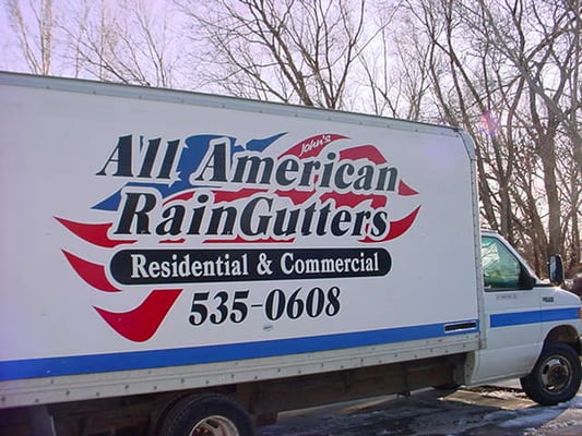 Johns All American Raingutters Contractors 8484 S 15th