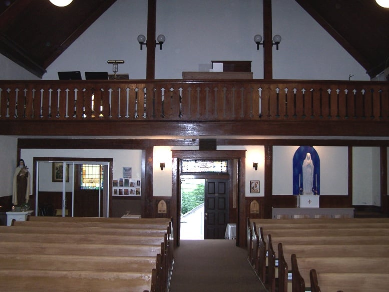 St Joseph's Catholic Church: 34560 Parkway Dr, Cloverdale, OR