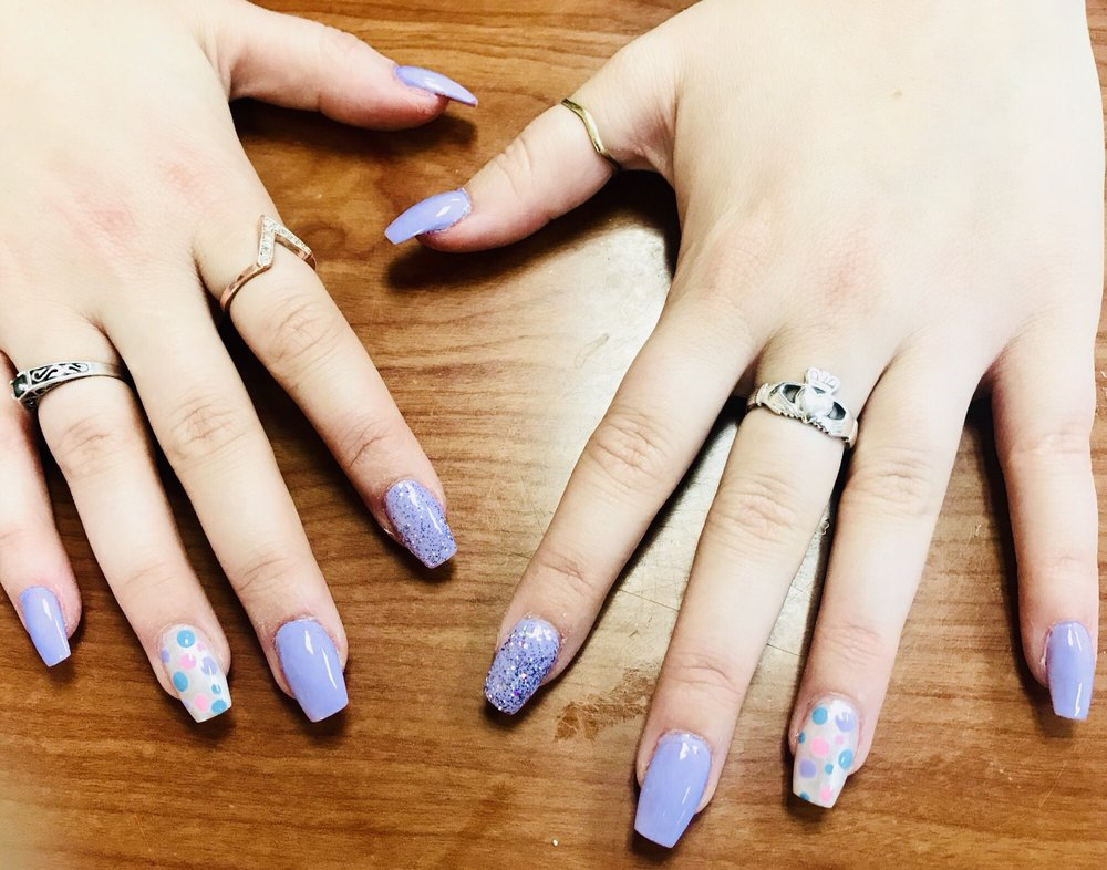 City Nails - 45 Photos & 39 Reviews - Nail Salons - 3336 Coach Ln ...