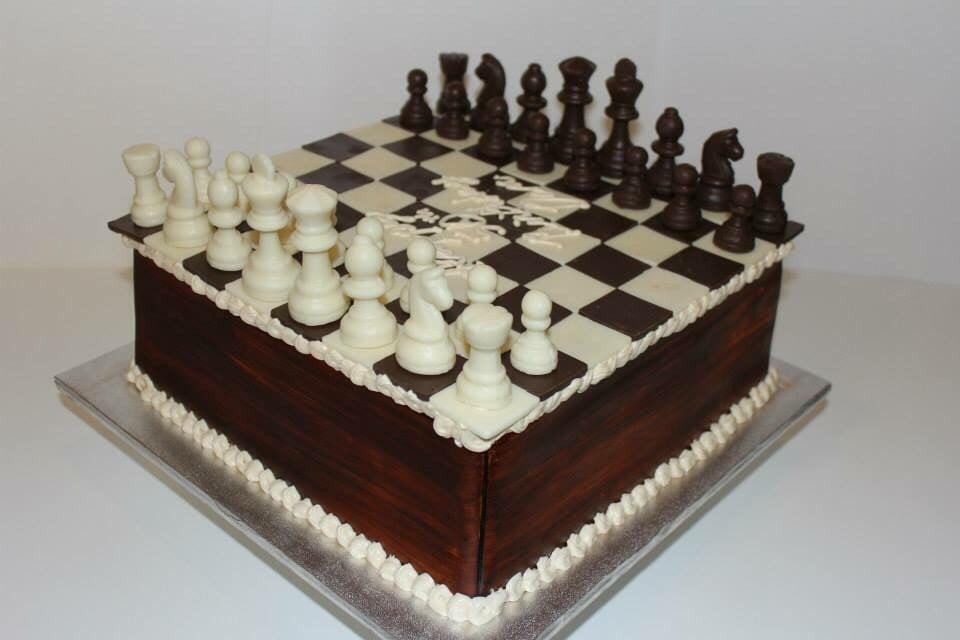 Chess Set Birthday Cake Yelp