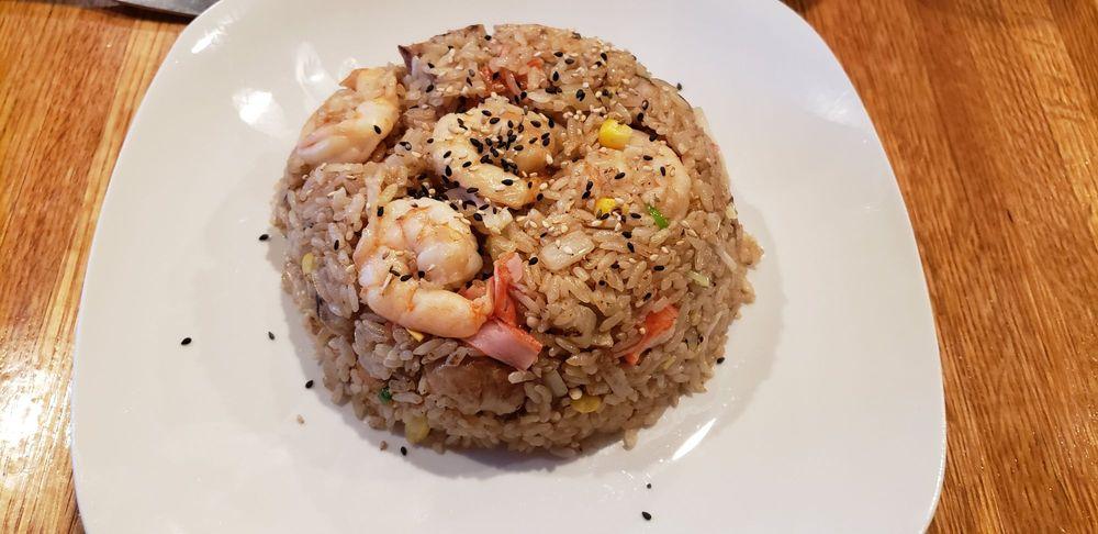 Food from Osaka Ramen House