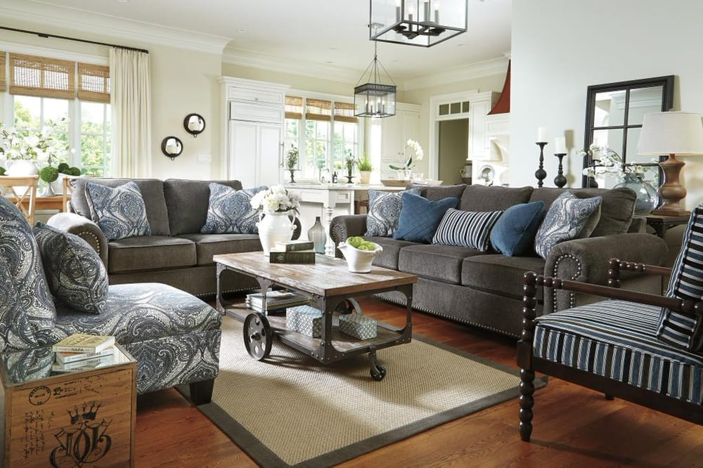 Living Room Sets Ashley ashley homestore - 17 photos & 14 reviews - furniture stores