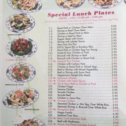 photo of bamboo garden chinese restaurant middlebury in united states - Bamboo Garden Menu