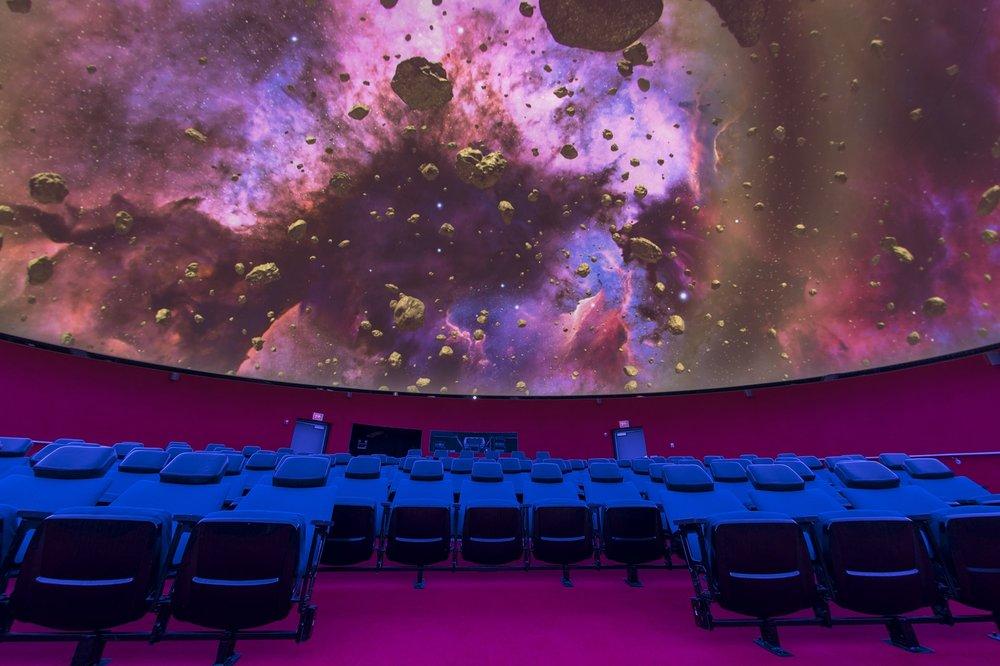 Delta College Planetarium: 100 Center Ave, Bay City, MI