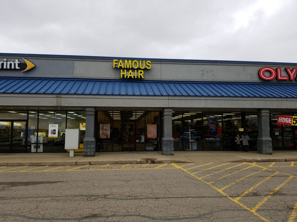 Famous Hair: 61247 Southgate Pkwy, Cambridge, OH