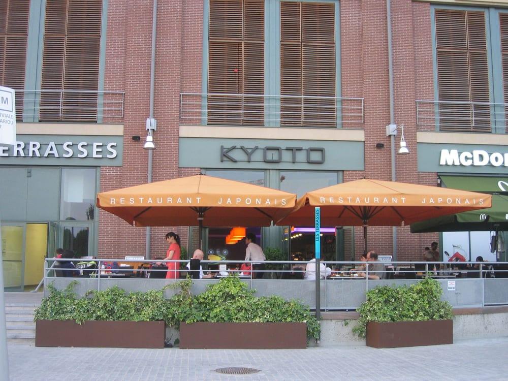 kyoto restaurant japonais japanese 23 rue madeleine vionnet aubervilliers seine saint. Black Bedroom Furniture Sets. Home Design Ideas