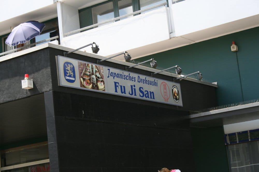 restaurant fu ji san closed sushi drygalski allee