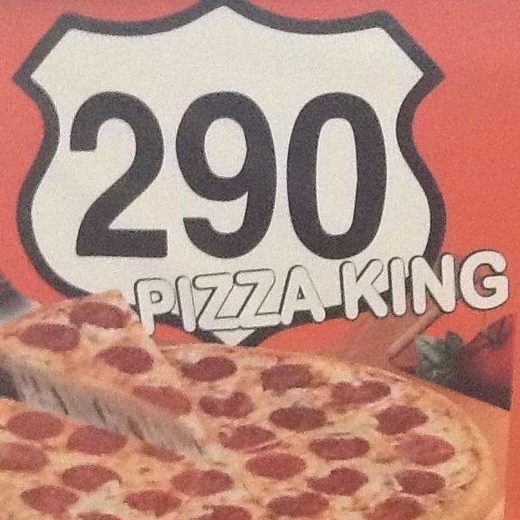 290 Pizza King: 905 Austin St, Hempstead, TX