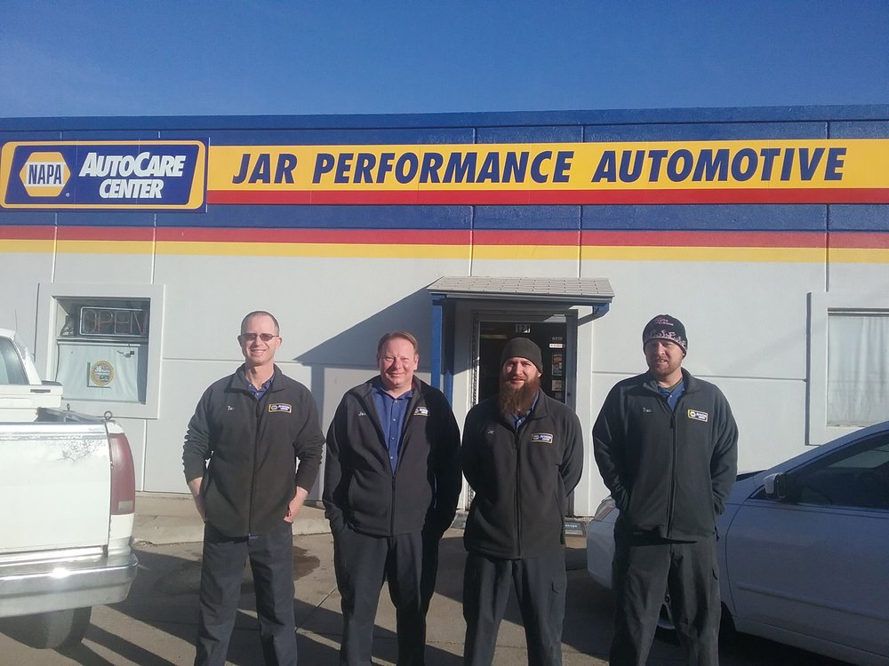 JAR Performance Automotive: 121 E Sutherland St, McPherson, KS