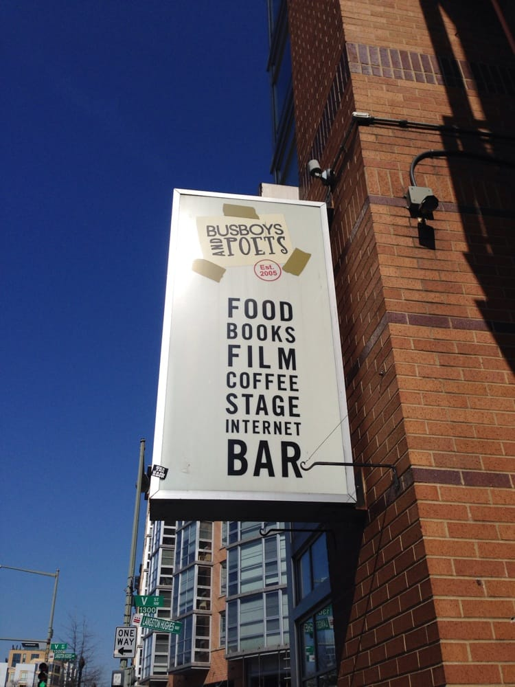 Busboys and Poets - 14th and V
