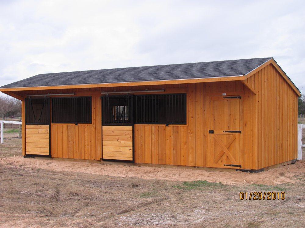 Deer Creek Structures: 2885 Us Hwy 77, Lott, TX
