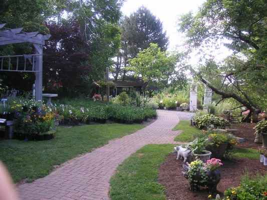 Bricks Garden Center Quakertown Hours : Salmon falls garden center nurseries gardening nursery ln