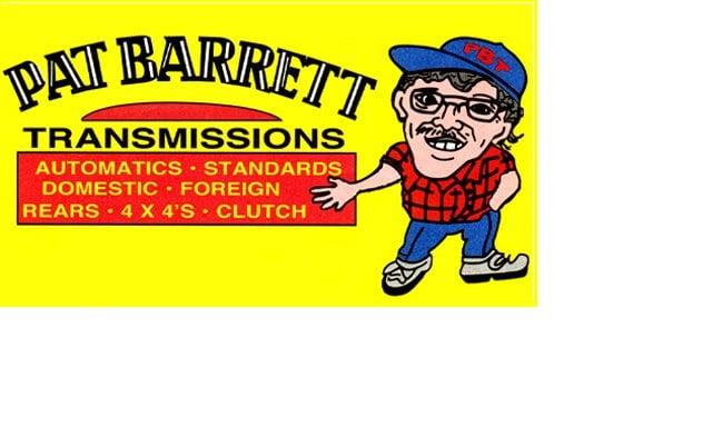 Pat Barrett Transmissions