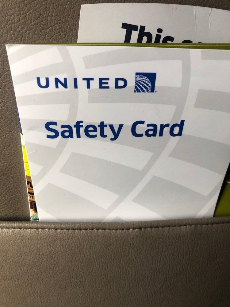 United Airlines: 5500 44th St SE, Grand Rapids, MI