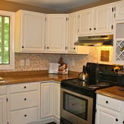 Home Services Interior Design · Photo Of Arborwoods Manor   Alpharetta, GA,  United States. Refinished Kitchen Cabinets