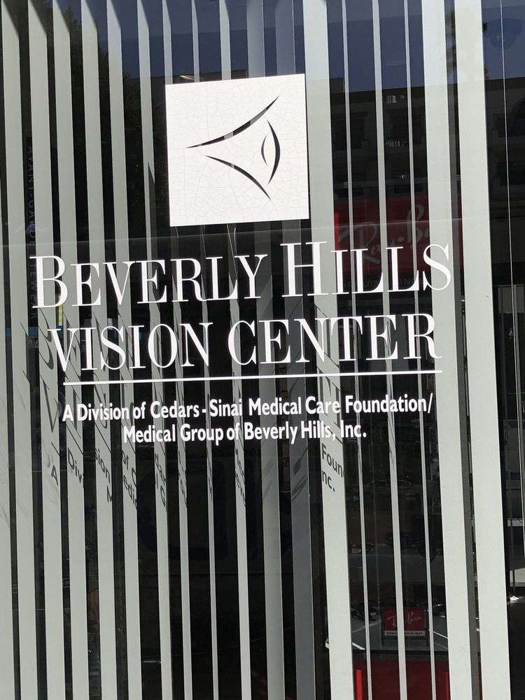Beverly Hills Vision Center--Cedars Sinai - (New) 28 Reviews