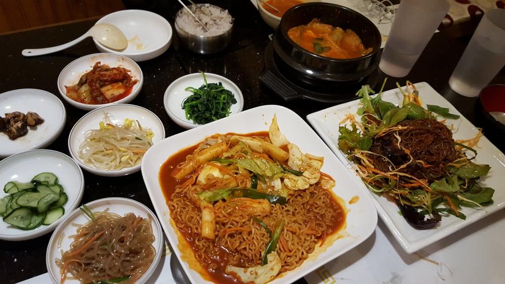 Smile Restaurant 25 Photos 20 Reviews Korean Restaurants 9792 Garden Grove Blvd Garden