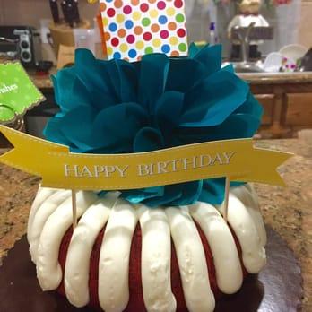 Nothing Bundt Cakes Preston Road Dallas Tx