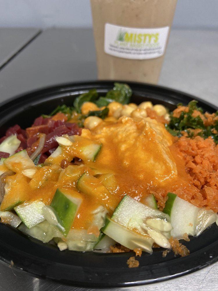 Misty's Plant Based Foods: 101 W 1st St, Monroe, MI