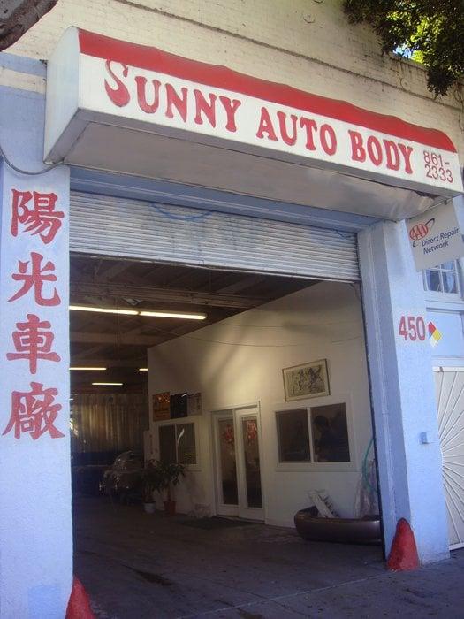 Sunny Auto Body