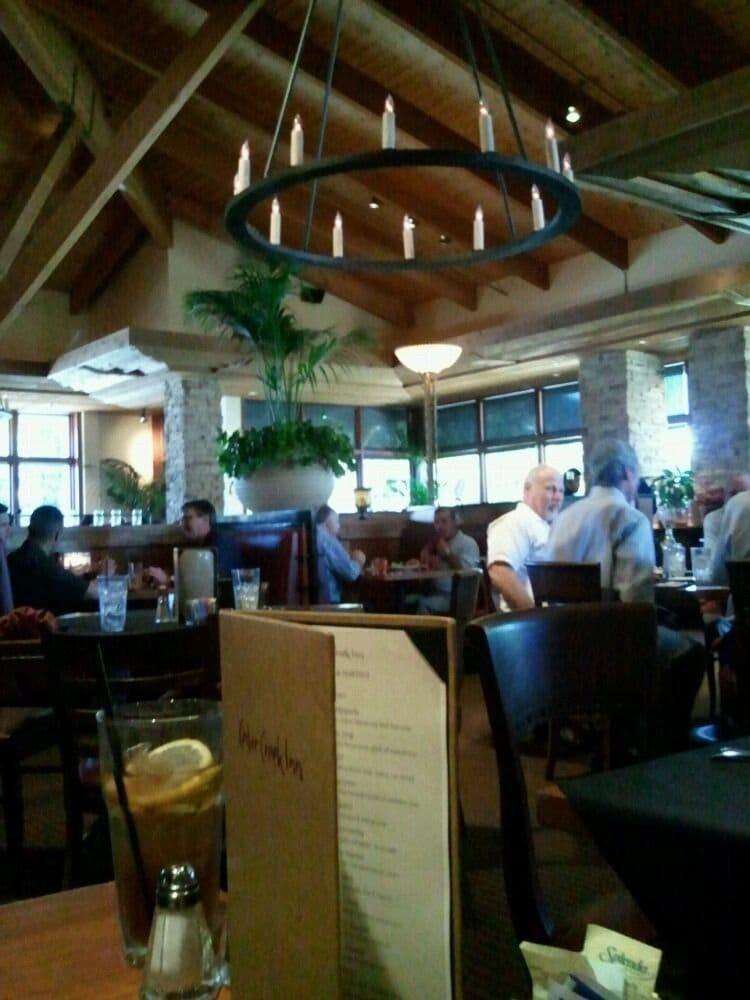 Cedar Creek Inn Restaurant Week