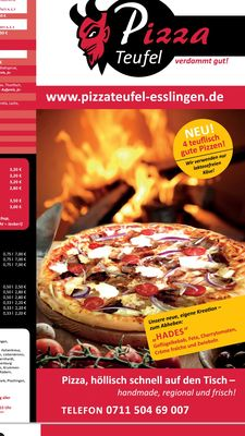 Pizza Teufel 34 Photos Pizza Schorndorfer Str 34 Esslingen