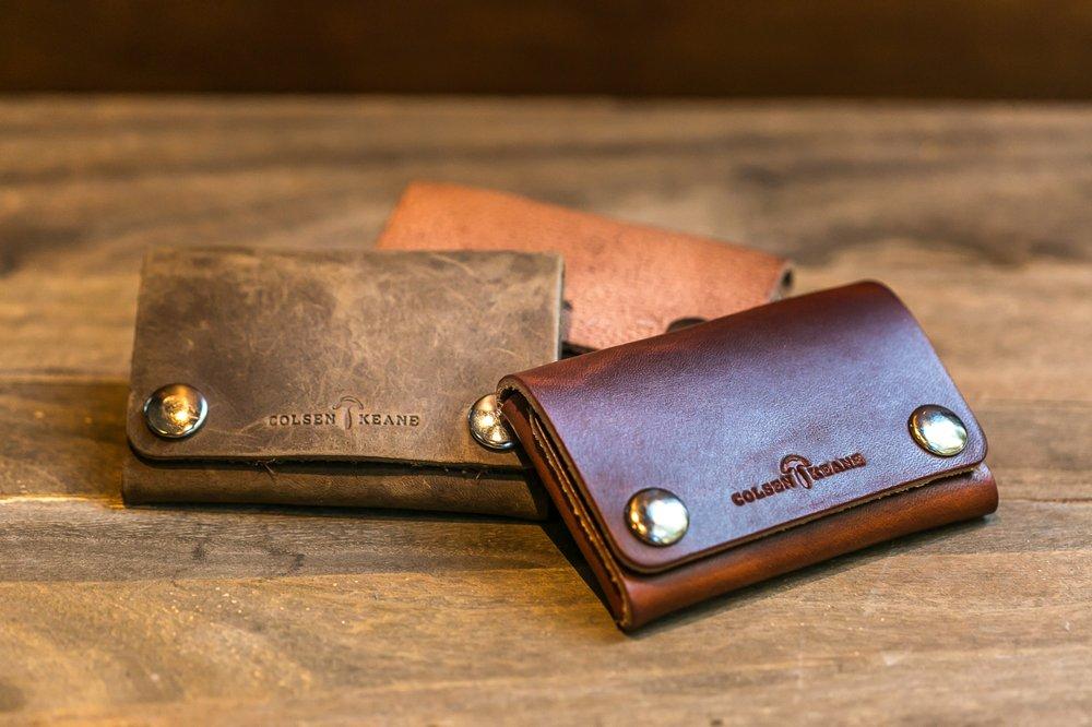 ColsenKeane Leather